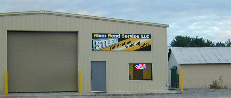 The new home of River Bend Service!